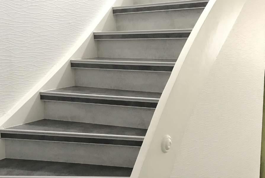 Habillages d'escaliers